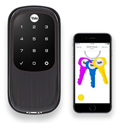 Yale Assure Lock with Bluetooth