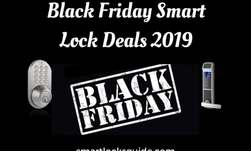 Black Friday Smart Lock Deals