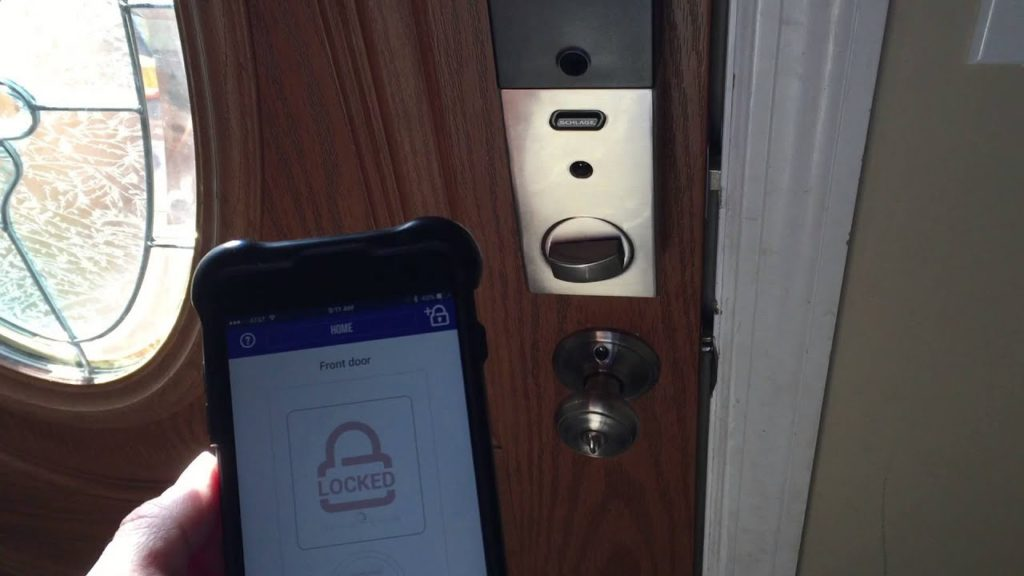 Does Schlage Sense Work with SmartThings