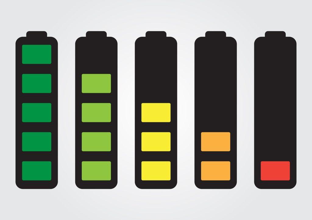 battery life smart locks