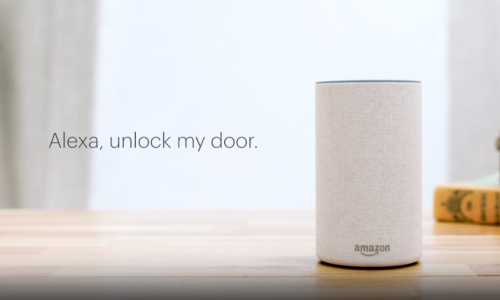 Can Alexa Lock and Unlock Doors