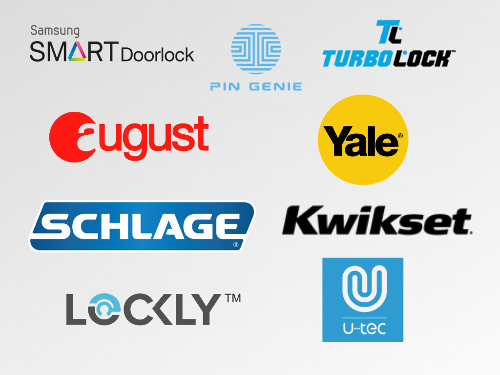 Best Smart Lock Brands