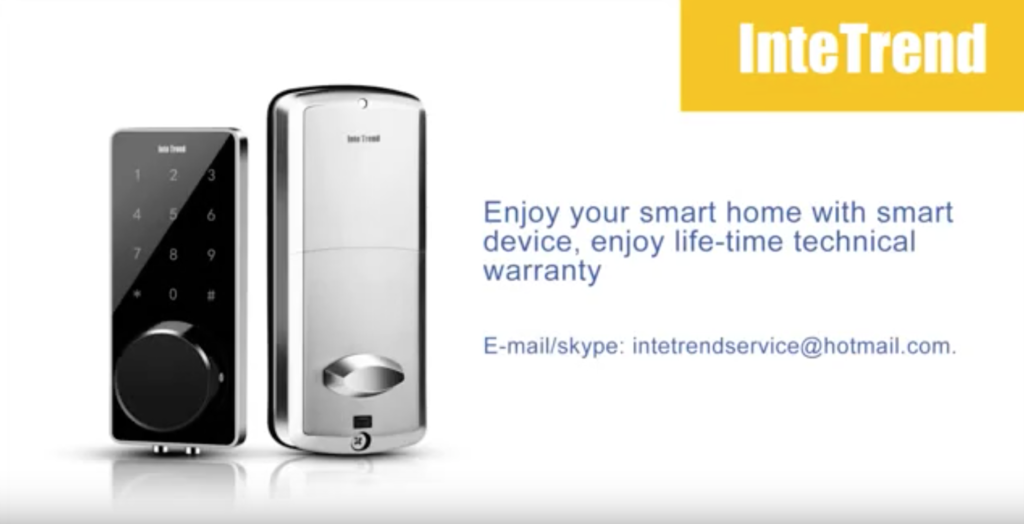 Intetrend Smart Lock Review