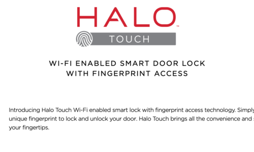 Halo Touch Smart Lock Review