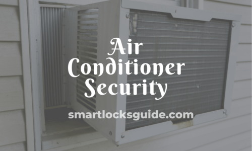Air Conditioner Security