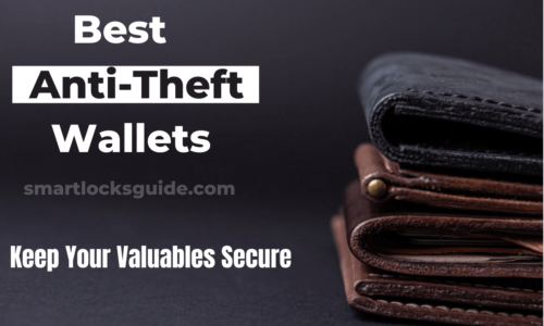 Best Anti-Theft Wallets