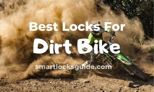 Best Lock For Dirt Bike