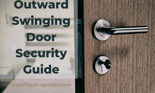 Outward Swinging Door Security