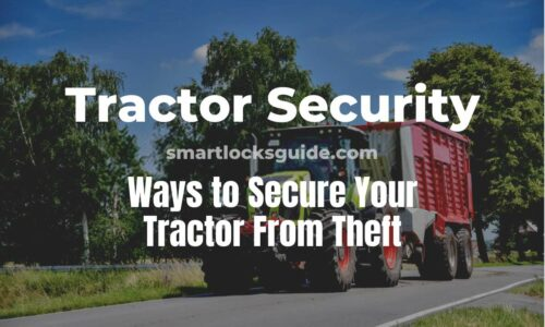 Tractor Security
