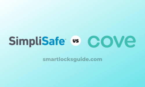 SimpliSafe vs Cove