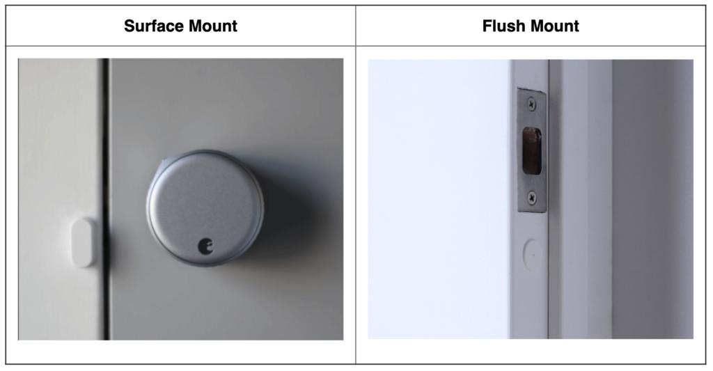 Installing DoorSense