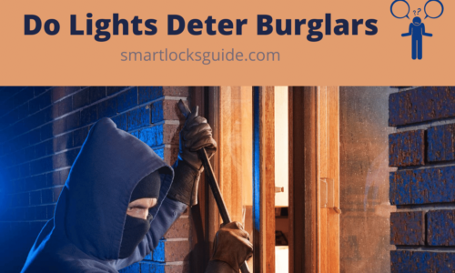 Do Lights Deter Burglars
