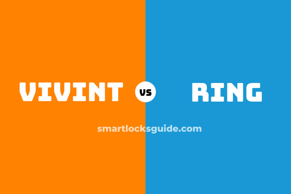Vivint vs Ring