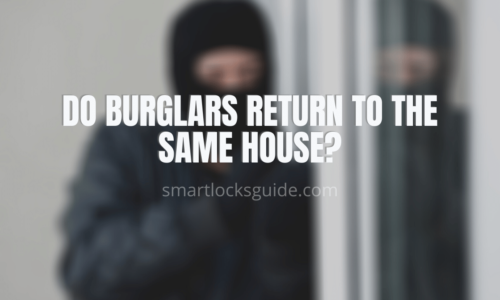 Do Burglars Return to the Same House