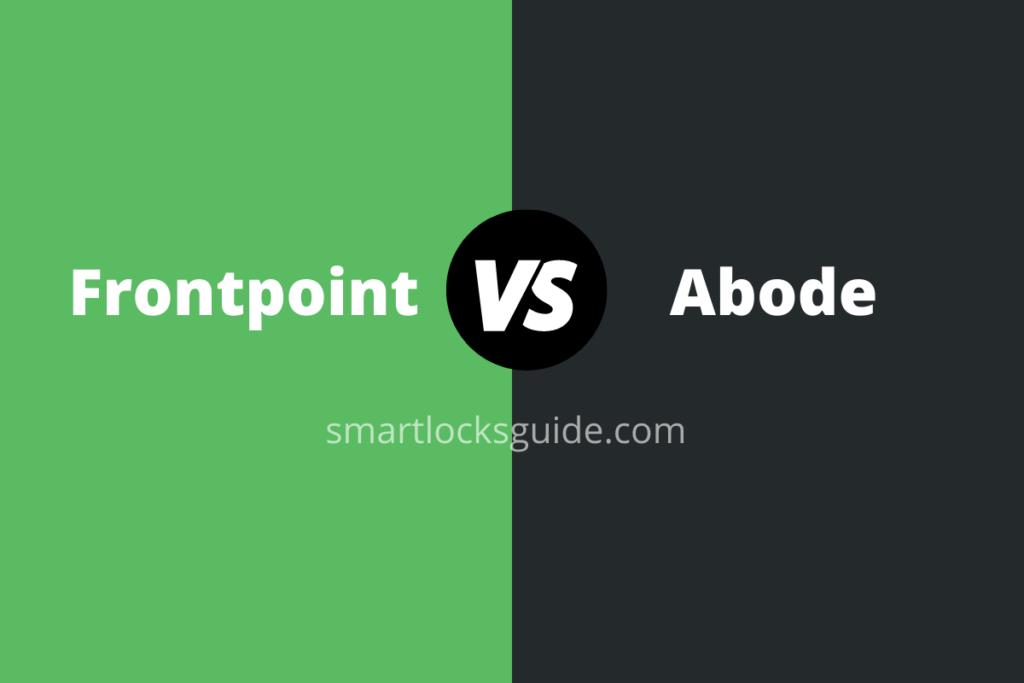 Frontpoint vs Abode