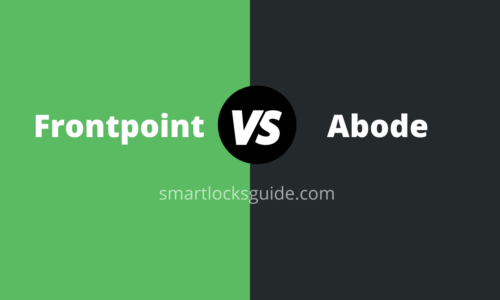Frontpoint vs Abode