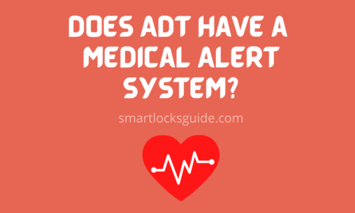 Does ADT Have a Medical Alert System