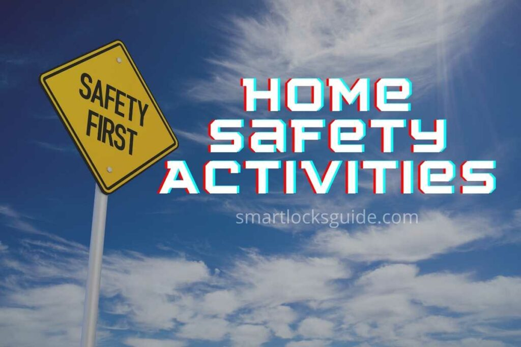 Home Safety Activities