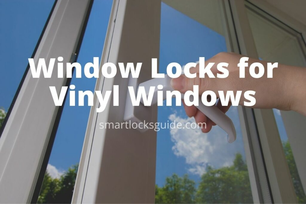 Window Locks for Vinyl Windows