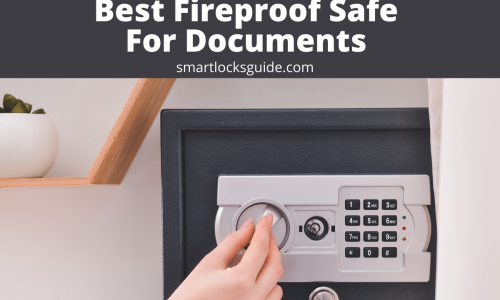 Best Fireproof Safe for Documents