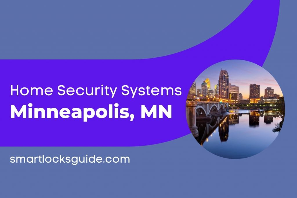 Home Security Systems Minneapolis